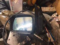 BMW X5 mirror