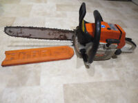 Stihl 024AV chainsaw