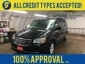 2012 Chrysler Town and Country DUAL ROW STOW' N GO*BACK UP CAMER