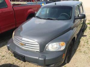 2009 Chevrolet HHR LS CALL 519 485 6050 CERTFIED