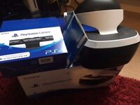 PlayStation 4 VR all boxed