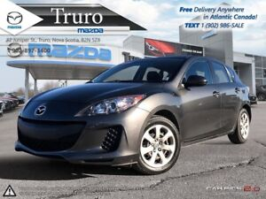 2013 Mazda 3 Sport GX HATCH! $45/WK TX IN! AUTO! A/C! POWER PACK