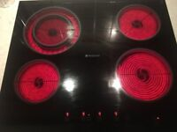 HOTPOINT TOUCH HOB