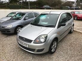 Ford Fiesta 1.2 Climate **only 87,000 miles**