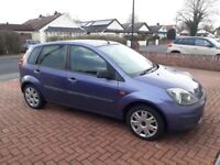 Ford Fiesta Style 1.4 2006 5dr
