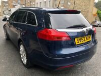2013 Vauxhall insignia 1.4 estate low mileage