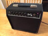 Fender Squire 15 Practice Amp