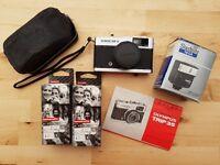 Olympus Trip 35 (35mm film camera)