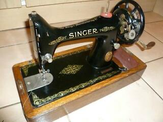 Heavy duty  singer 99k semi-industrial sewing machine( ideal for leather etc)