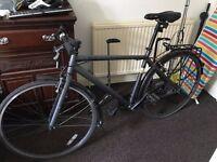 "Men's Hybrid Bicycle - Edinburgh Bicycle Coop/Revolution Courier Race 20"""