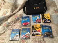 Learner Driver/Driving Instructor Books and CD Rom pack