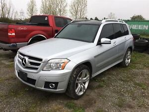 2011 Mercedes-Benz GLK-Class GLK350/AWD/LEATHER/HEATED SEATS
