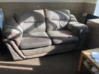 Free Brown Sofa