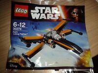 New LEGO Packs x 3