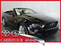 2013 Ford Mustang V6 Premium Cuir Exhaust Double Automatique