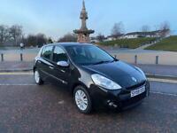 Renault Clio 1.2 2010 FSH WARRANTY LOW MILES CORSA POLO GOLF
