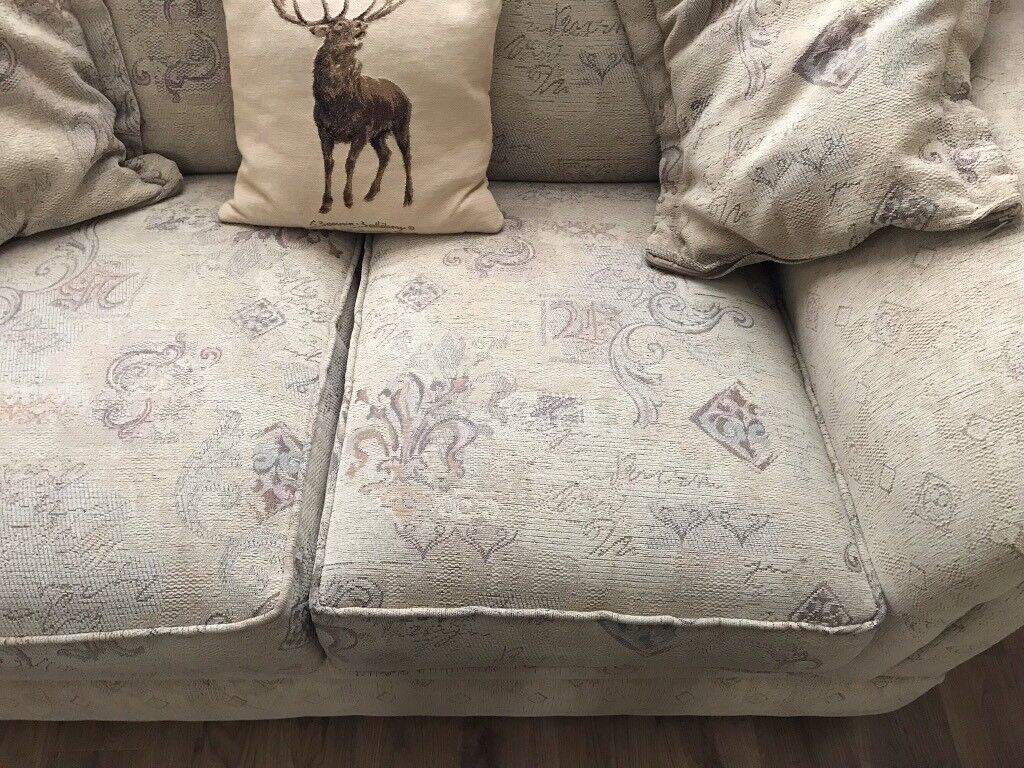 2 and 3 seater couch (Price for both)