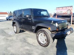 2011 Jeep WRANGLER UNLIMITED Sport 4X4! UNLIMITED! CERTIFIED!