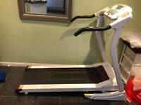 Treadmill - Kelly Holmes motorised