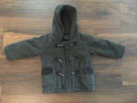 New Winter Coat 12-18m