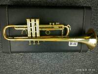 Trumpet e-benge bell 3 LA costume