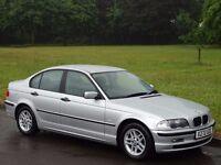 BMW 3 Series 1.9 318i SE 4dr Saloon - NEW MOT
