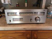 JVC vintage tuner JT-V11G