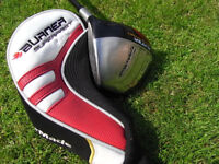 TaylorMade Superfast Burner 3 Wood in good condition.