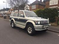 "Mistubushi Pajero 2.8 LWD TD 4WD Automatic Exceed ""90,000 Miles"" 7 Seater MPV"