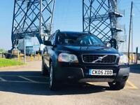 2005 Volvo XC90 2.4 Diesel -7 seater :12 months mot