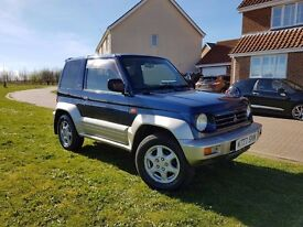 Mitsubishi Pajero Junior 4x4, Regularly serviced, Rare Japanese Import!