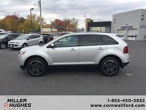 2014 Ford Edge SEL,Certified Pre-Owned Cornwall Ontario image 2