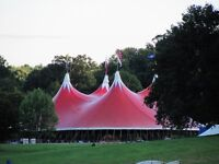 Marquee & Big Top Tent Crew Wanted for Festival Season