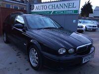 Jaguar X-Type 2.0 D Classic 5dr£1,445 p/x welcome NEW MOT. FREE WARRANTY