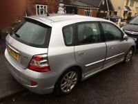 Hond civic spares repairs