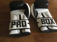 New Pro-Box Sparring Gloves