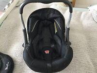 Silver Cross Ventura Plus Car seat group 0 newborn - 9 months approx