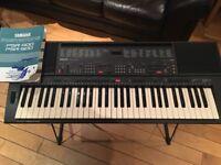 Yamaha PSR 400 electric keyboard