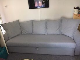 IKEA Sofa Bed - 3 Three Seats - HOLMSUND