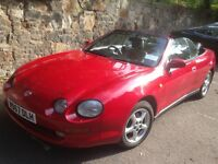 Classic 1995 Toyota Celica GT Convertible