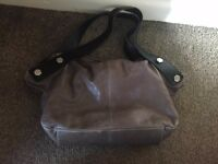 Leather Style Handbag - All Offers Considered