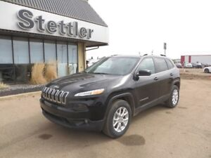 2018 Jeep Cherokee NORTH EDITION 4X4! LEATHER! TRAILER TOW!