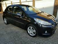 2010 Peugeot 207 Sport Automatic 1.6L low milage