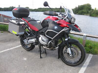 BMW GSA 1200 Adventure