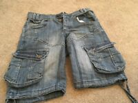 Assorted Mens Clothing, Various Sizes, Suits, Jeans, T-Shirts Good Condition