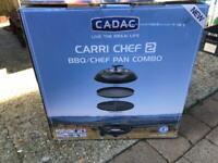 Caravan motorhome CADAC CARRI CHEF 2 Gas barbecue