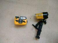 Sea and sea 35 mm camera and strobe