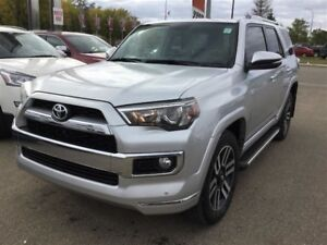 2016 Toyota 4Runner Limited 7psg *Leather* *Moonroof*