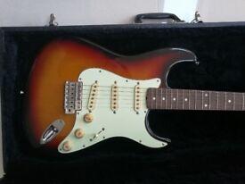 Fender '62 Reissue Stratocaster CIJ