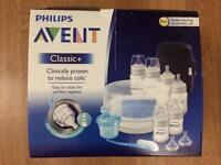 Advent baby bottle set